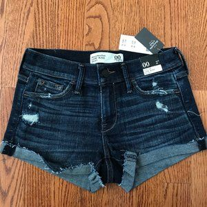 Abercrombie & Fitch Low Rise Short
